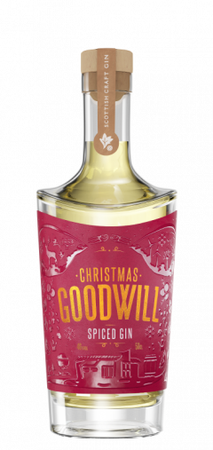 Christmas Goodwill Gin